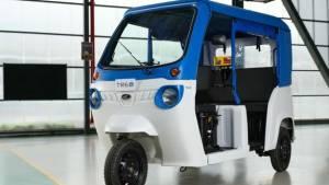Mahindra to launch new Treo electric three-wheeler today