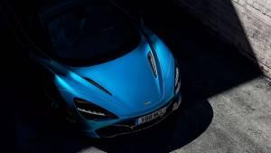 McLaren 720S Spider teased before December 8 debut
