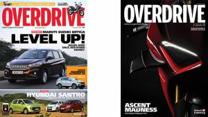 The December 2018 issue of OVERDRIVE is out on stands now!