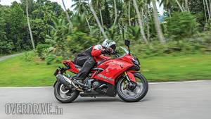 TVS Apache RR 310 gets an ECU update for improved performance