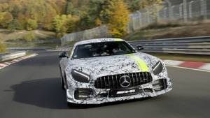 2018 LA Auto Show: Mercedes-AMG GT R Pro to be unveiled on November 28