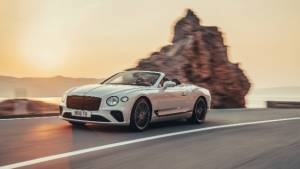 2018 LA Motor Show: New Bentley Continenal GT convertible unveiled