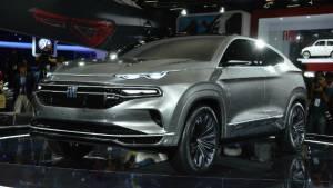 2018 Sao Paolo Motor Show: Fiat Fastback concept coupe-SUV showcased
