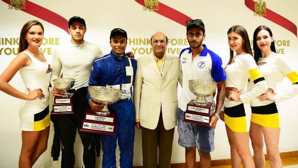 2018 JK NRC: Karthik Tharani wins 2018 Euro JK 18 championship