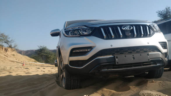 2019 Mahindra Alturas G4 off-road review