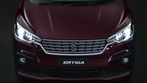 New-generation Maruti Suzuki Ertiga teased in pre-launch video