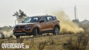 2019 Tata Harrier first drive review