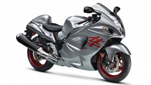 2019 Suzuki Hayabusa bookings open in India at Rs 1 lakh