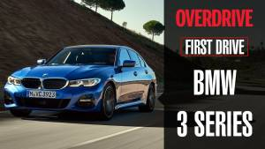 2017 Bmw 3 Series Gt Road Test Review Video Video Overdrive