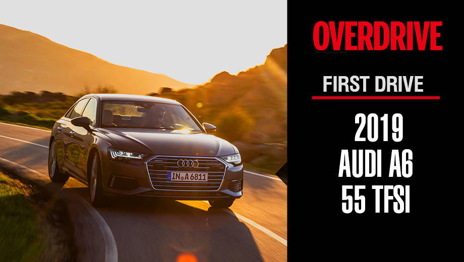 2019 Audi A6 First Drive Overdrive