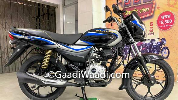 2019 Bajaj Platina 110 launched at Rs 47,197