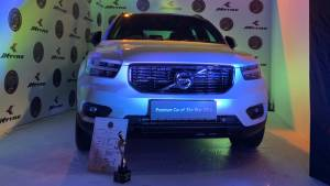 Volvo XC40 wins the first Premium Car Award by ICOTY