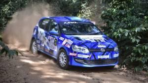 INRC 2018: Karna Kadur and Nikhil Pai lead Rally of Chikmagalur after Leg 1