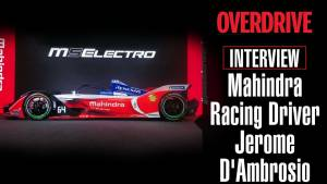 Interview with Mahindra Racing Driver - Jerome D'Ambrosio