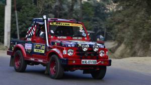 2018 JK Tyre Hornbill Rally begins on December 2 in Nagaland