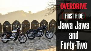 Jawa Jawa and Forty-Two | First Ride Review