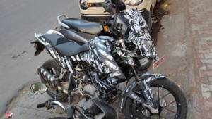 KTM 390 Adventure spotted for the first time in India
