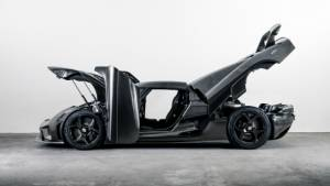 This is the most outrageous Koenigsegg Regera hypercar yet