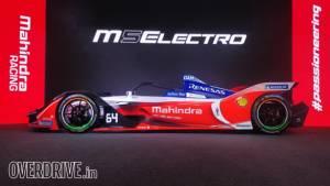 Image gallery: Mahindra Racing M5Electro Formula E electric race car