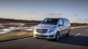 Mercedes-Benz V-Class MPV to launch in India on January 24