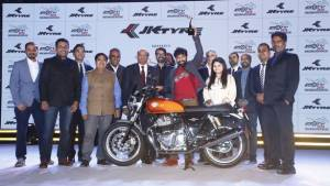 Royal Enfield Interceptor 650 wins the 2019 Indian Motorcycle of the Year award