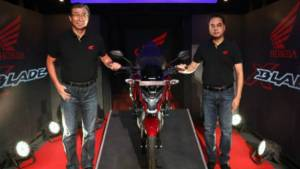 Honda X-Blade launched with ABS at Rs 87,776