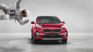 Kia Motors India releases its first brand teaser