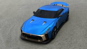 The Nissan GT-R50 by Italdesign concept is headed to production in 2019