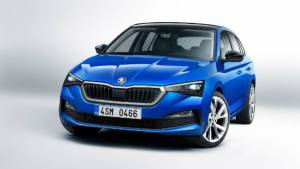 2019 Skoda Scala premium hatchback unveiled internationally