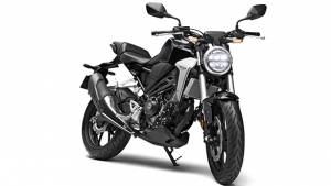 Image gallery: 2019 Honda CB300R to be launched in India