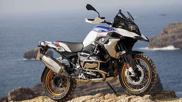 2019 BMW R 1250 GS Adventure First Look Review | GearOpen