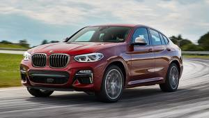 Image gallery: BMW X4 coupe SUV launched in India