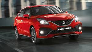 Maruti Suzuki Baleno RS prices cut by Rs 1 lakh