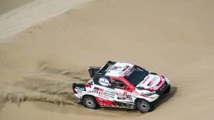 Dakar 2019 Stage 9: Al-Attiyah claims Car category, Metge wins Moto class