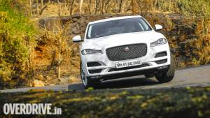 2019 Jaguar F-Pace 2.0 petrol first drive review
