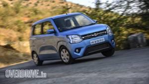 Image gallery: 2019 Maruti Suzuki WagonR