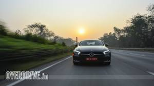 2019 Mercedes-Benz CLS 300d road test review