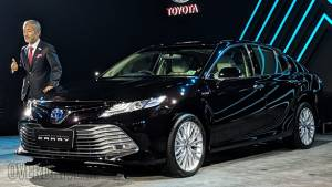 2019 Toyota Camry Hybrid launched at Rs 36.95 lakh, ex-showroom