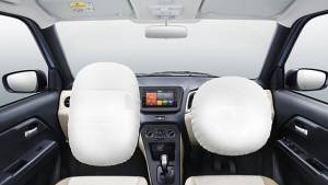 Dual front airbags may become mandatory for all vehicles in 2021