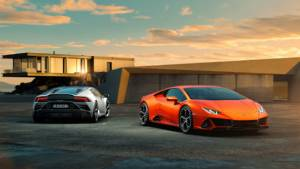 Image gallery: 2019 Lamborghini Huracan Evo