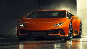 2019 Lamborghini Huracan Evo to be launched in India today