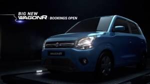 2019 Maruti Suzuki WagonR officially revealed in new video
