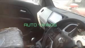 2019 Maruti Suzuki WagonR AMT variant spotted