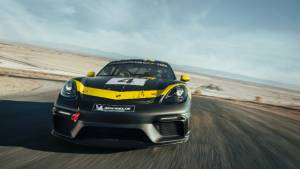 Image gallery: 2019 Porsche 718 Cayman GT4 Clubsport racecar