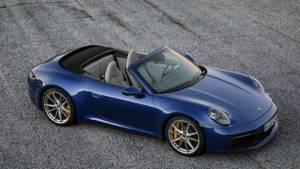 Image gallery: 2019 Porsche 911 Cabriolet
