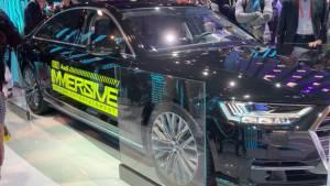 CES 2019: Audi's immersive infotainment is 4D entertainment in a car cabin