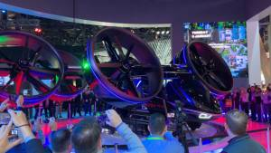 CES 2019: The Bell Nexus affirms that flying cars are coming