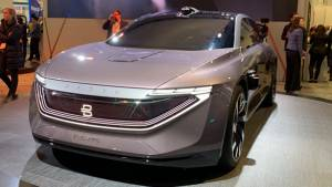 CES 2019: Byton K-Byte sedan concept showcases Tesla Model S rival