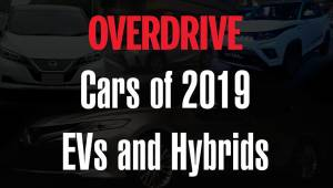 Cars of 2019 - EVs and hybrids