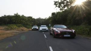 Special feature: AMG Emotion Tour, Pune